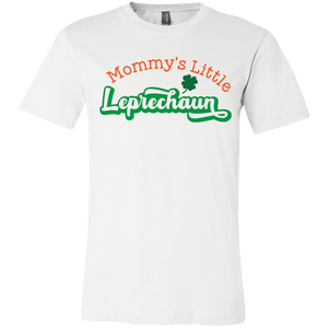 Mommy's Little Leprechaun, St. Patrick's Day Youth Jersey Short Sleeve T-Shirt