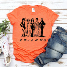 Load image into Gallery viewer, Friends Halloween T-shirt