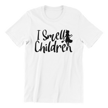 Load image into Gallery viewer, I Smell Children Shirt, Halloween Shirt