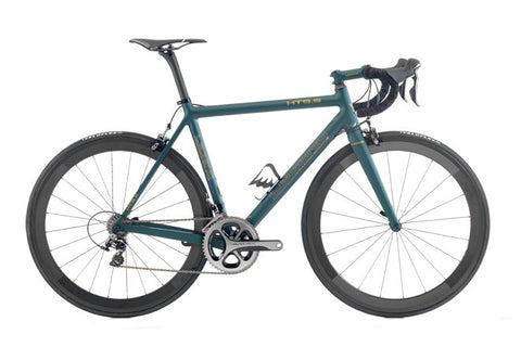 Legend by Marco Bertoletti - HT 9.5 Bespoke Built Carbon Bicycle Frame and Fork