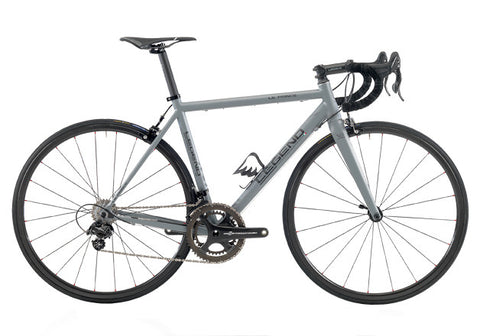 Legend by Marco Bertoletti - 'Le Prince' Bespoke Built Titanium Bicycle Frame and Carbon Fork