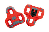 Look Keo Grip Replacement Cleat - Red - 9 Degree Float