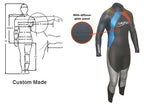 Snugg Slipstream Hyperflex Custom Made Triathlon Wetsuit
