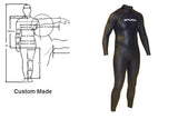 Snugg Stealth Custom Made Triathlon Wetsuit