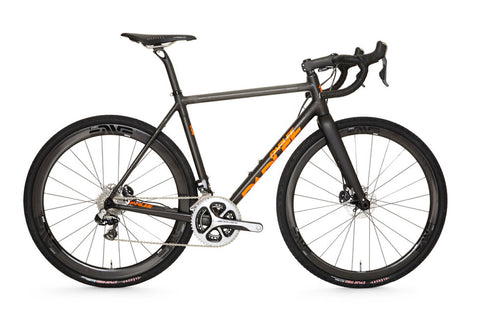 Parlee Z-Zero XD Bespoke Build Carbon Fibre CX/Gravel Frame and Fork