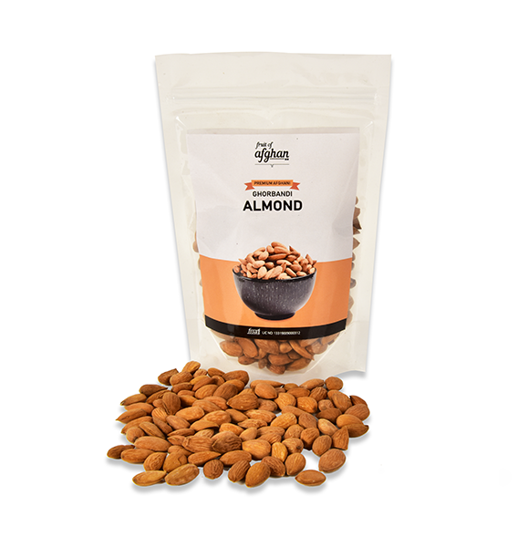 Premium Ghorbandi Almonds