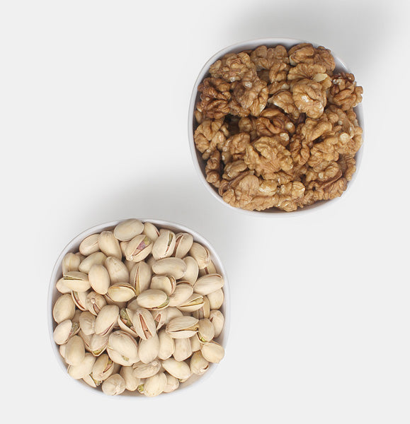 Premium Value Pack of Pista And Walnuts