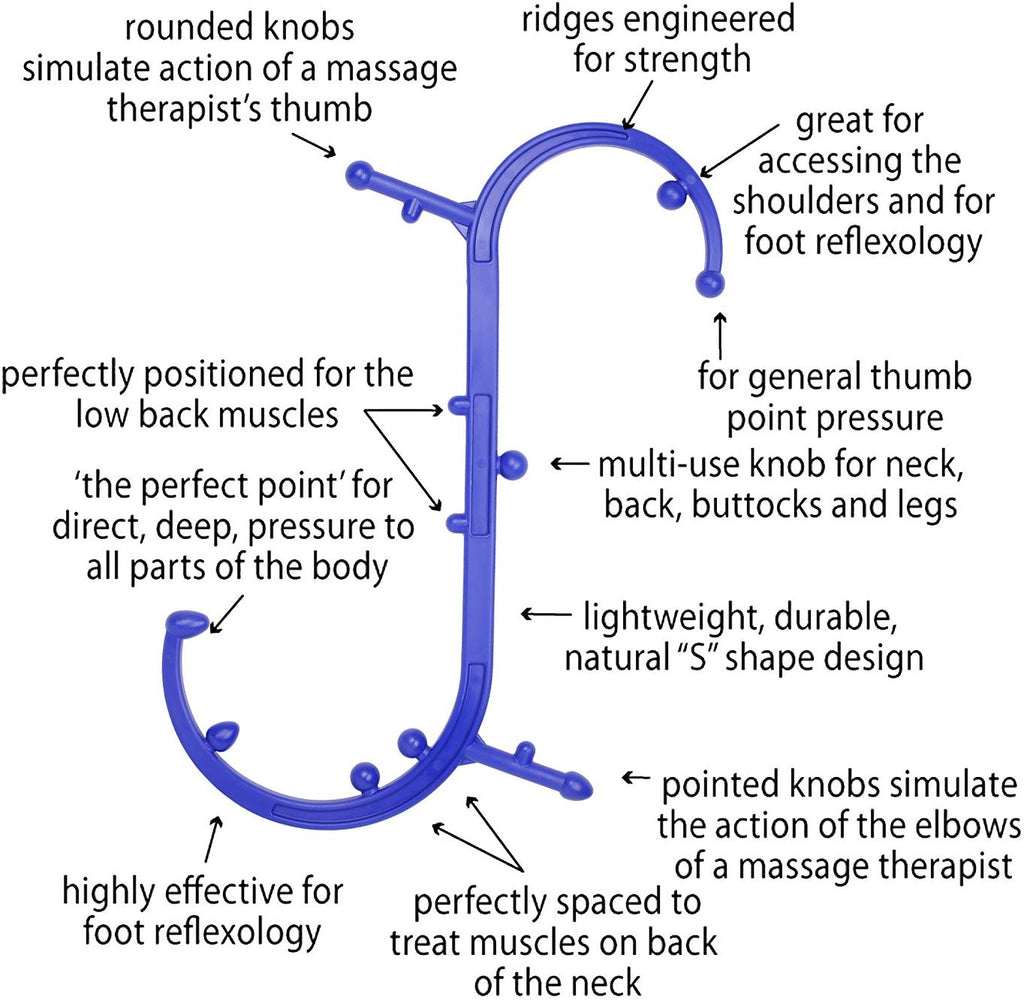 Handheld Massage Stick
