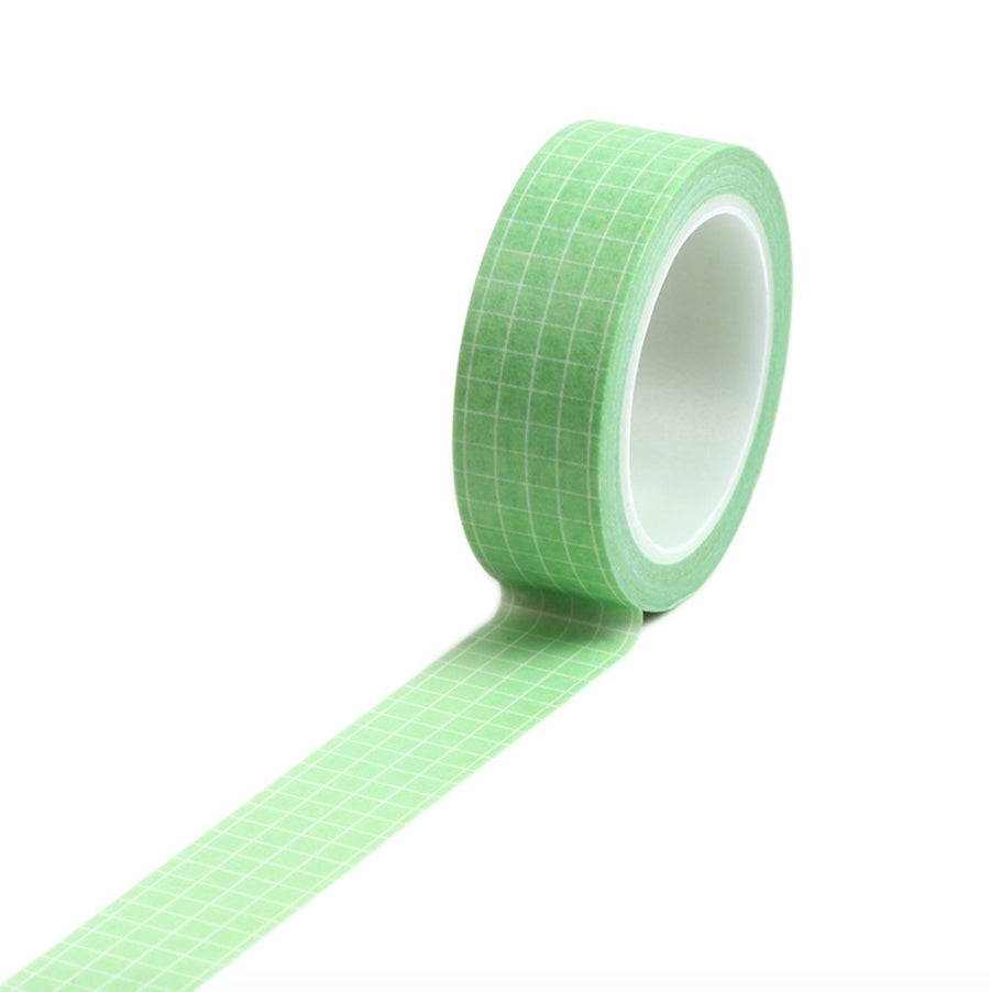 Must-Have Minimalist Grid Washi Tape - shop Stationery & Gifts store online