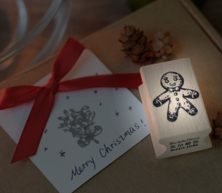 Christmas Fun Stamp - shop Stationery & Gifts store online