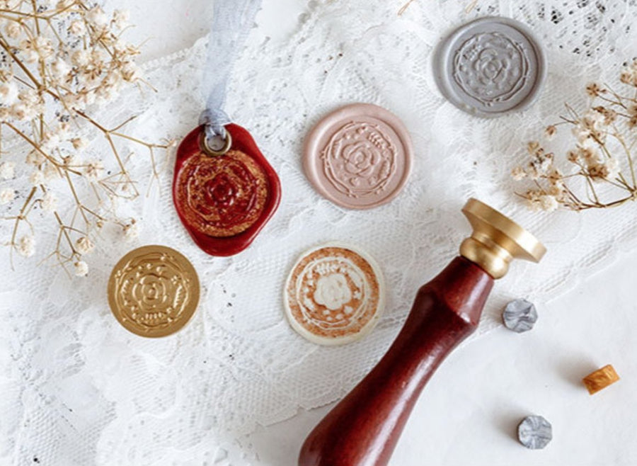 My Wonderland Series Wax Seal Stamps - shop Stationery & Gifts store online