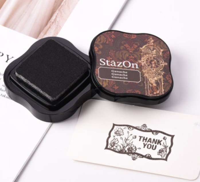 Tsukineko - StazOn Japanese Fast Drying Midi Ink Pad - shop Stationery & Gifts store online