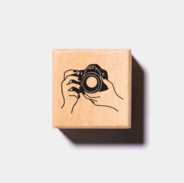 Photography Stamp - Artists' Original Series - shop Stationery & Gifts store online