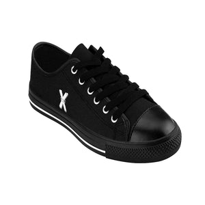 X-Vibe Women's Sneakers (Black/W)