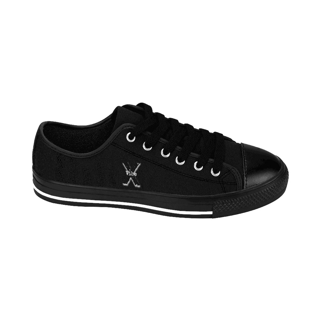 X-Vibe Women's Sneakers (Black/B)