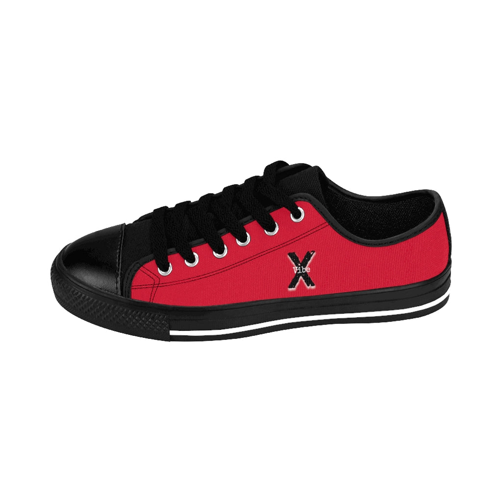 X-Vibe Men's Sneakers (Red/B)
