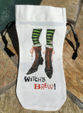 Wine Bag - Witches Brew