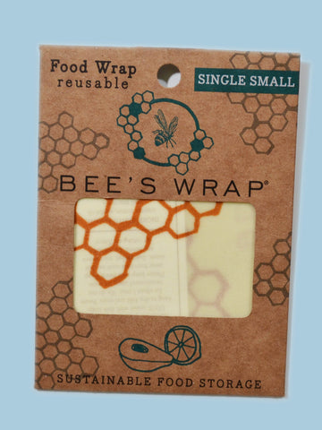 Bee's Wrap - Safe and Responsible Organic Replacement for Plastic Wrap