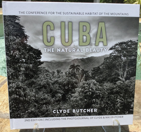 Cuba: The Natural Beauty By: Clyde Butcher