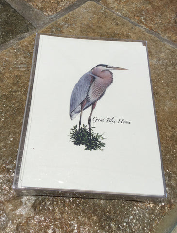 Wading Birds Premium Boxed Card Set