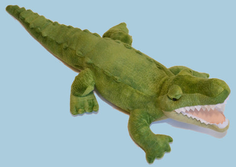 Alligator Stuffed Animal Large 24""
