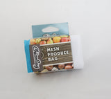 Mesh Produce Bag - Blue