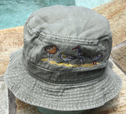 Shorebirds Bucket Hat - Youth Sized