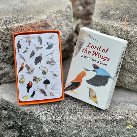 Lord of The Wings - A Bird Card Game