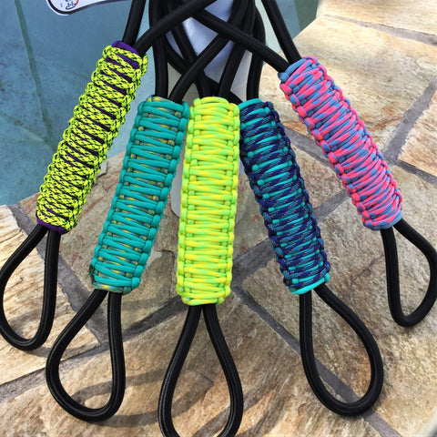 Military Ties Paracord Handles - Made in the USA