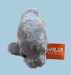 Mini Manatee Hug'em Stuffed Animal 8""