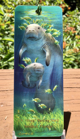 3D Fun and Interactive Bookmarks - Crazy Critters