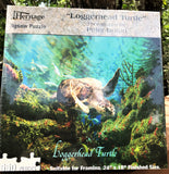 Loggerhead Turtle - 550 Piece Puzzle - Made in the USA