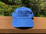 Blue Heron Adjustable Baseball Hat