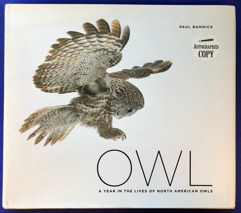 Owl: A Year in The Life - Paul Bannick