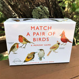 Match a Pair of Birds - A Memory Game