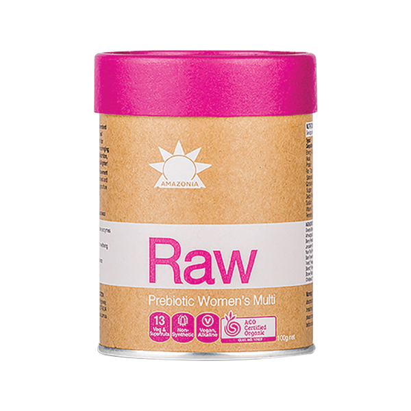 Raw Prebiotic Women's Multi