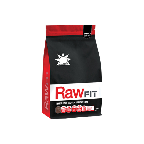 RawFIT Thermo Burn Protein