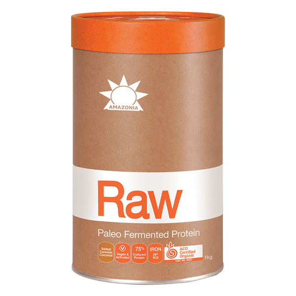 Raw Paleo Fermented Protein