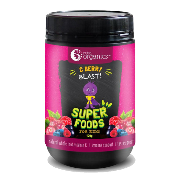 Superfoods For Kidz - C Berry Blast
