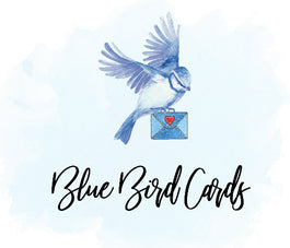 Blue Bird Cards