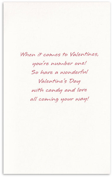 Mother Valentine's Day Card