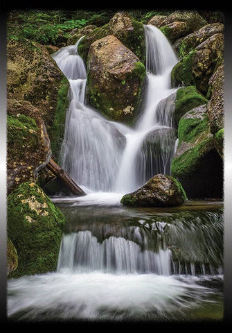 Waterfall Blank Note Card
