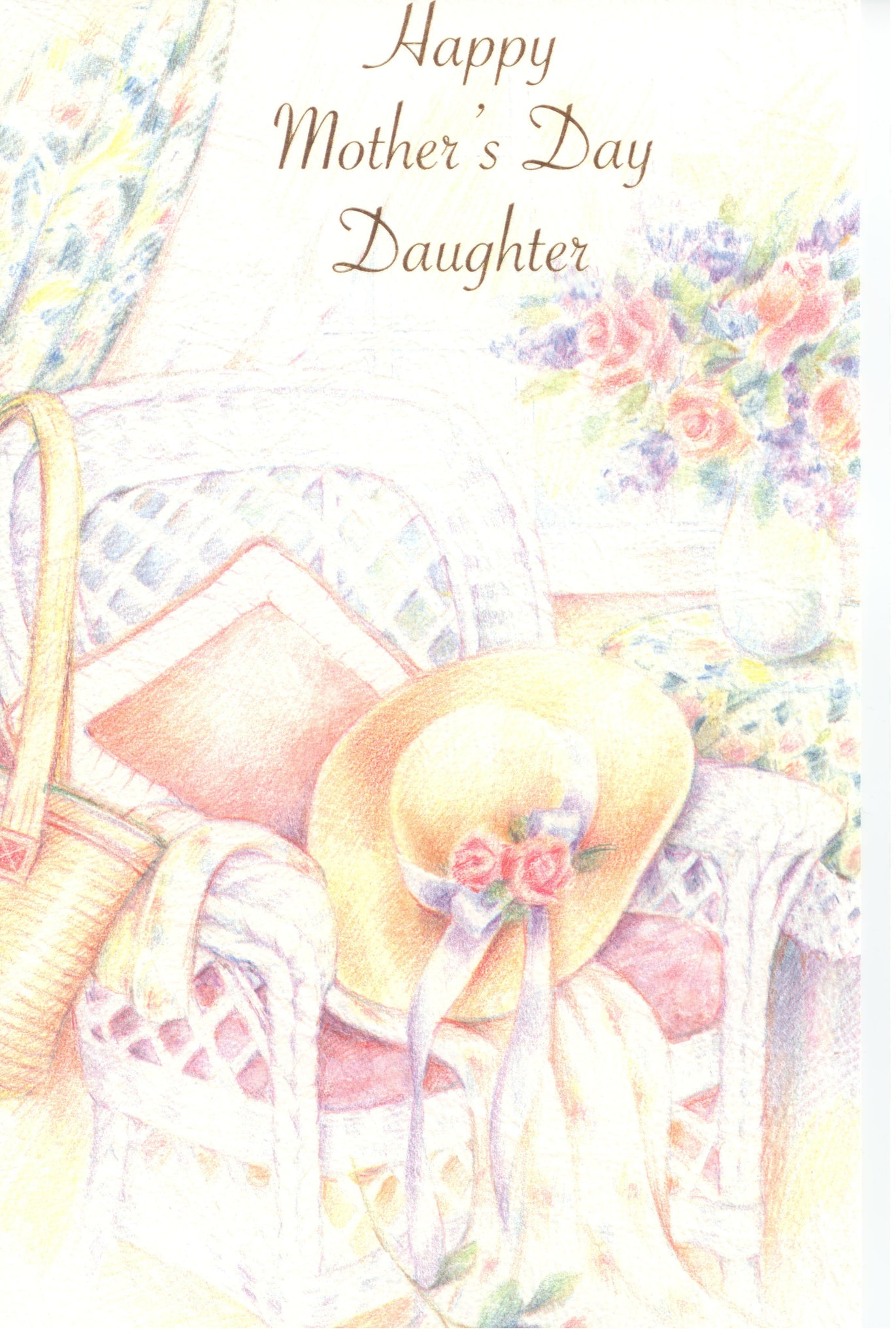 Daughter Mother's Day Card