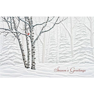 Serene View Holiday Card