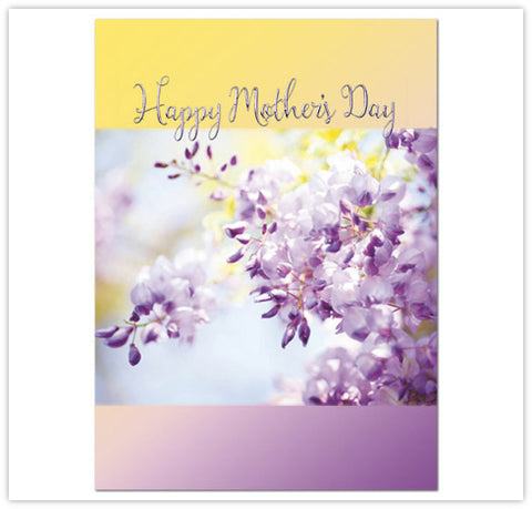 Floral Branch Mother's Day Card