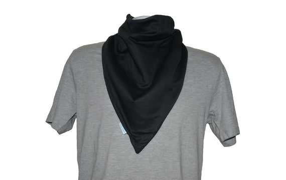 Waterproof Badana Bib In Black