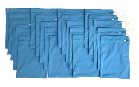 Snazzipants Waterproof Wet Bag Bulk Pack