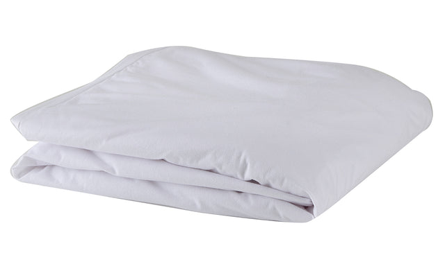 Waterproof Fitted Sheet And Mattress Protector
