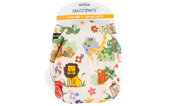 Snazzipants Cloth Nappy All In One