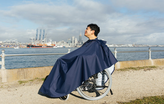 Wheelchair Rain Coat